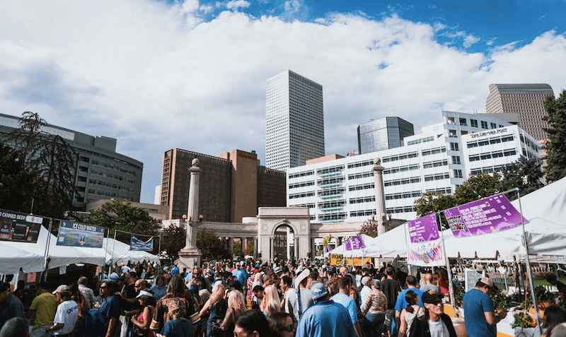The Taste of Colorado 2019